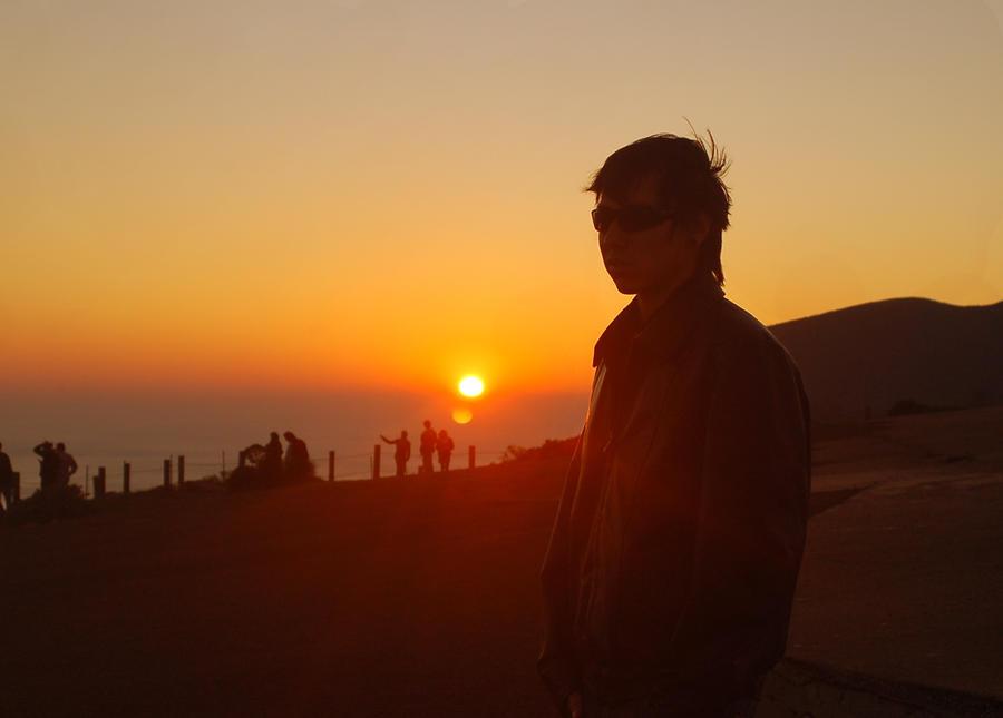 Golden Sunset by FelipeHSo