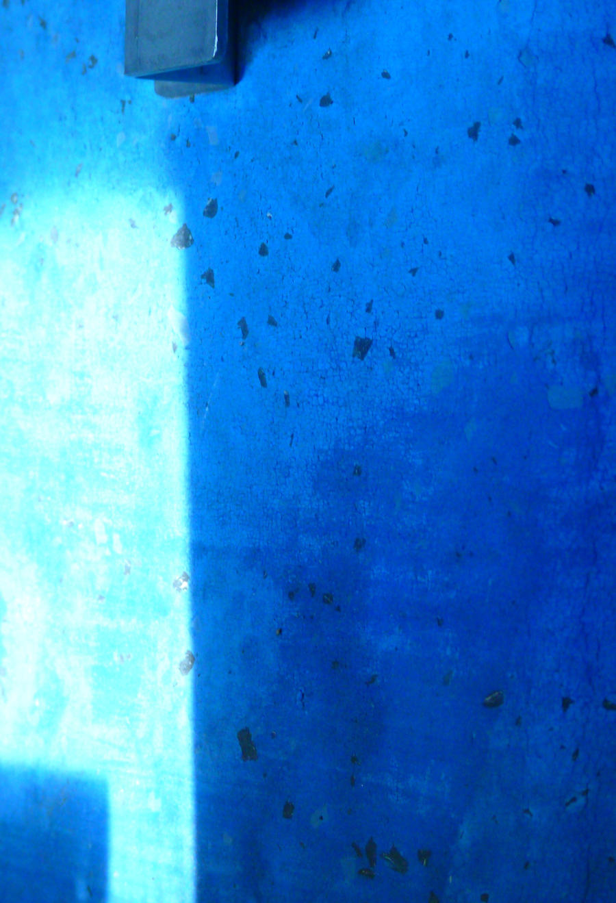 Blue Abstract by daisicalolliwog