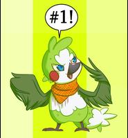 [Pokemon Sage] - Qt Bird by Riboo