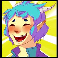 [Icon commission] - Dragon boy :V by Riboo