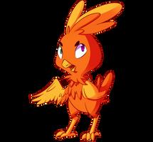 [Pokemon] - Torchic by Riboo