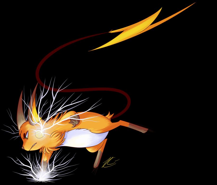 Pokemon Raichu 487910232