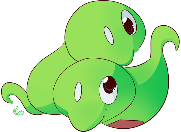 Squishy Pokemon Evolution : Squishy babies by Riboo on DeviantArt