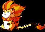 Lion Axol by Riboo