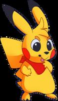 Pikachu 25 by Riboo