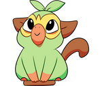 Grookey by Riboo