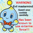 Chao Warning Icon by musicfreak312