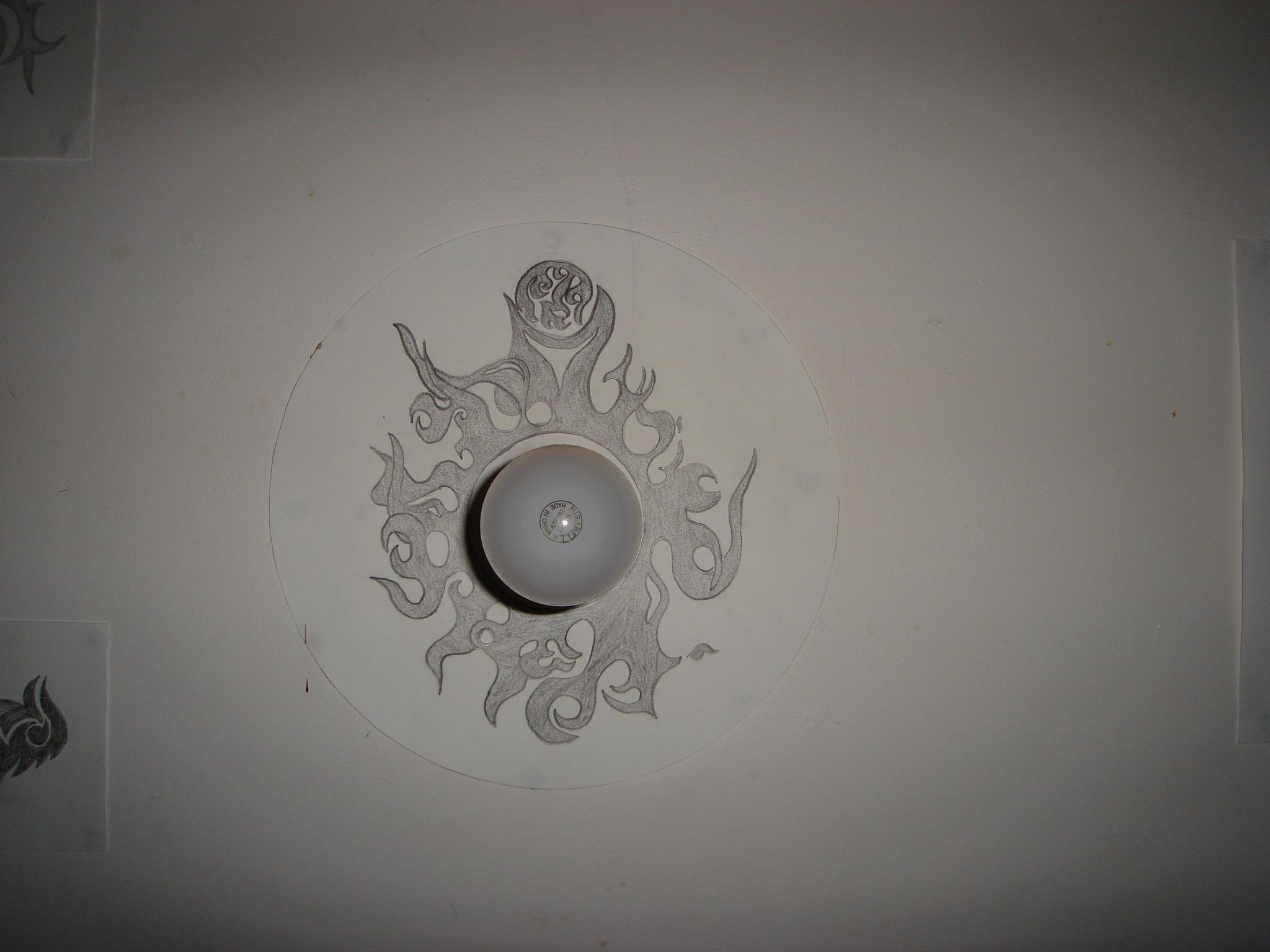 tribal tattoo eclipse by usb original on deviantart. Black Bedroom Furniture Sets. Home Design Ideas