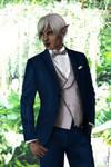 Modern AU groom Fenris