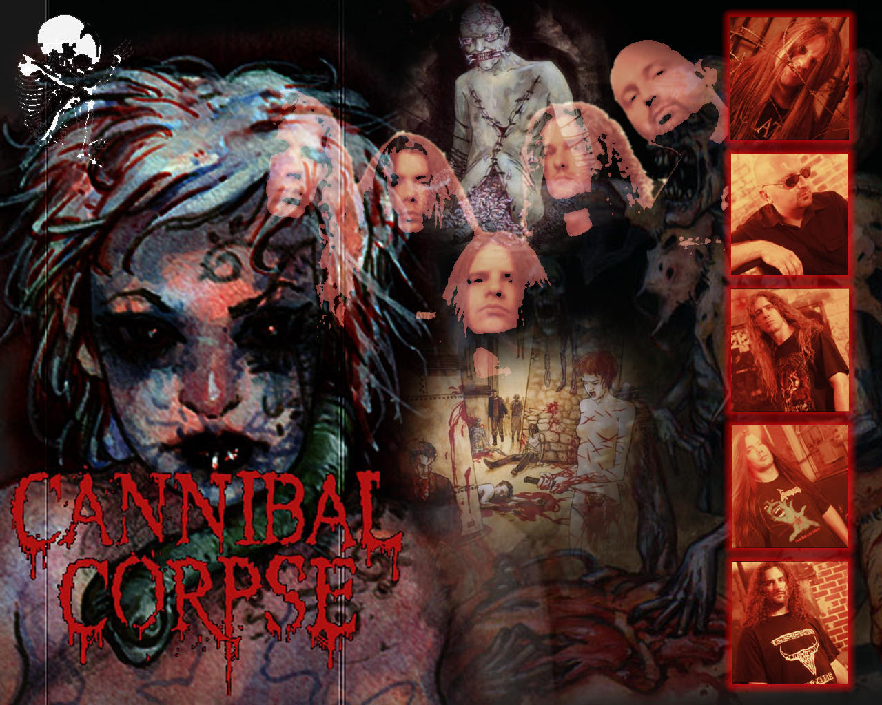 cannibal corpse 2 by replicated on deviantart
