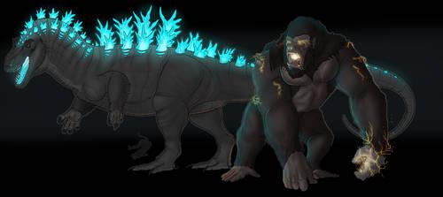 protectors of earth by austroraptorcabazai