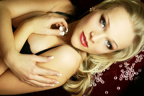 Glamour diamonds sensual I by gestiefeltekatze