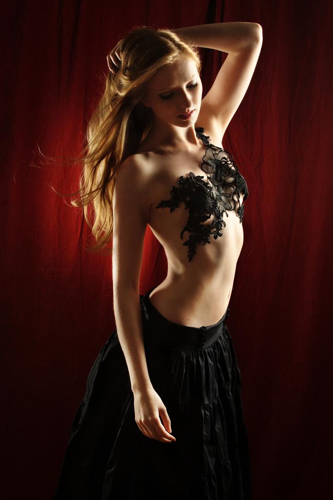 black lace by gestiefeltekatze