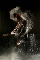 dance with powder by gestiefeltekatze
