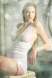 soft white lace by gestiefeltekatze