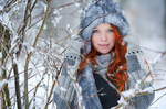 snow white and ginger red by gestiefeltekatze