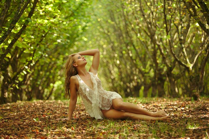 Spring's sensual beauty by gestiefeltekatze