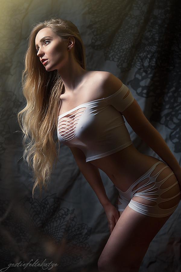 Nude art blonde erotic picture 29