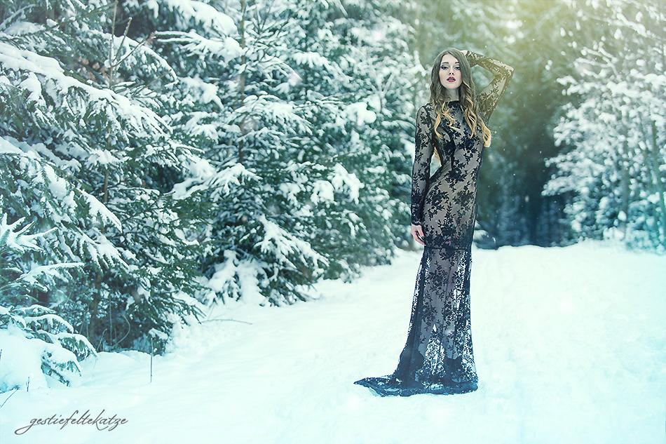 The snow queen by gestiefeltekatze