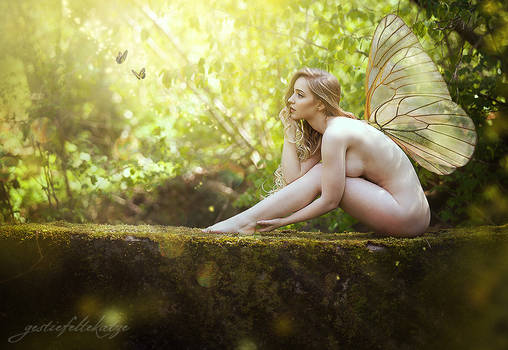 Sophia the spring fairy