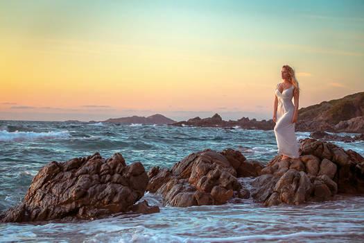 Siren of the sea - Sardinia 2019