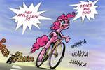 Biker Pinkie Pie