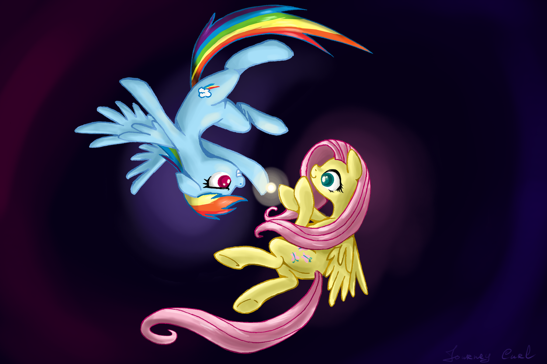 Pony Recreation of Life by Almaska