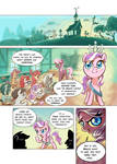 Everfree Filly: page 1