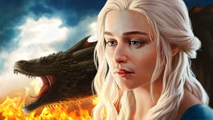 Mother of Dragons by OffbeatWorlds