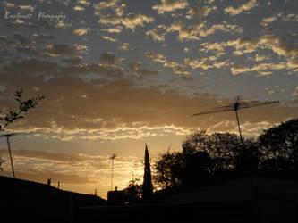Golden Rooftops by Everlinee17