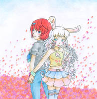 Passionate Spring Flowers - Contest Entry by CatharsisGaze
