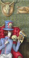 Ha, I got you all - Aninite Bookmark 05 by CatharsisGaze