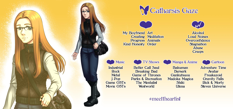 CatharsisGaze's Profile Picture