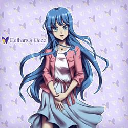 Shinari - Commission for Sonickickio by CatharsisGaze