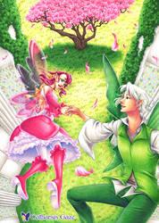 Fairy Flight by CatharsisGaze