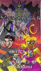 Soul Calibur X Cover (Soul Calibur kXc) by craz3-back
