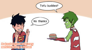 Tofu Buddies
