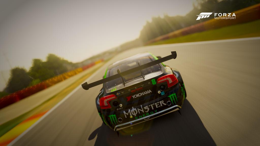 Forza Motorsport 6 - Forward by nick98