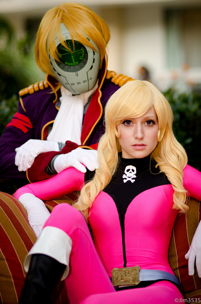 Count Mecha and Yuki