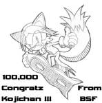 100,000 Strong for Kojichan