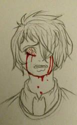 How can you love a monster like me?!? ~ Mau