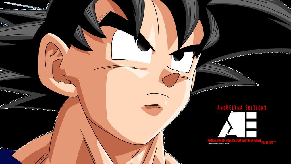 Goku render normal by anghelynaedition on DeviantArt