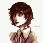 Doodle - young Trevor Belmont