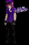 WIP #5 - Purple Guy - It's been a long time...
