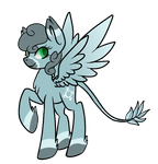 CLOSED : 5 Point Pony Adopt