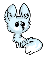 CLOSED AUCTION LITTLE FOX (SB 1 POINT) by Violeta-Adopts