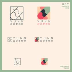 180121.Yunn Logo Set by ELFenoch