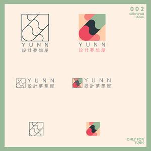 180121.Yunn Logo Set