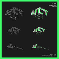 180707.To The World NCT LOGO by ELFenoch