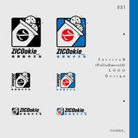 180827.ZICOOKIE LOGO by ELFenoch
